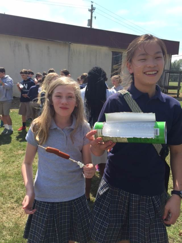 5th - Solar Cookers3