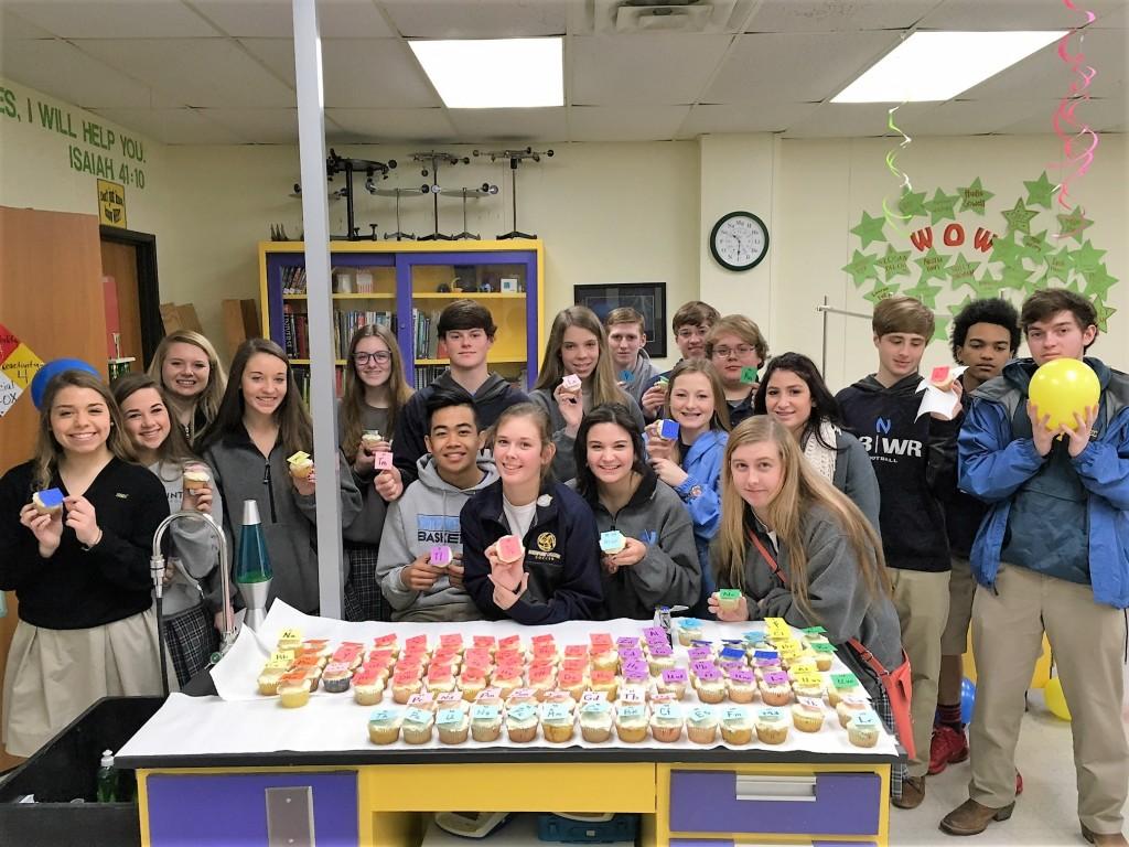 Chem 3 Per Table Celebration 1